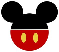 printable disney mickey mouse ears picture clipart best clipart rh pinterest com Mickey Head Clip Art Fire Works Clip Art