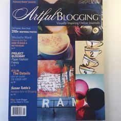 Artful Blogging Magazine Somerset Studio Online Journal Vol 3 Issue 1 2009