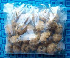 Freezer dough : Whole-Wheat Chocolate Chip Oatmeal Cookie Recipe