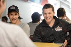 Jeff Skinner, All Canadians Camp, 8/8/13