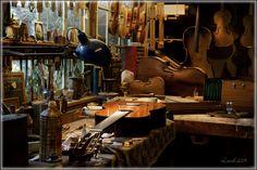 Luthier workshop aka: Dreamland