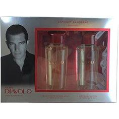 Diavolo By Antonio Banderas For Men