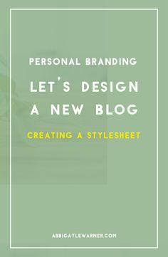 Personal Branding – Designing a Blog Logo