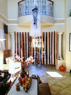 Throwing a Halloween party? Want your decor to be unique and fun, but on a tight budget ?   No problem! Just look to this list of Halloween...