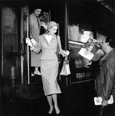 Grace Kelly, photo by Edward Quinn, 1955