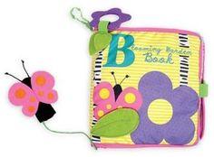 Manhattan Toy® Blooming Garden Book
