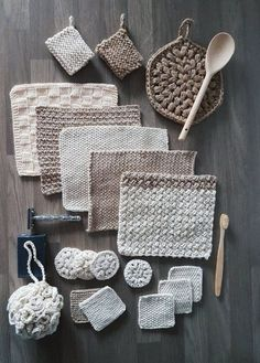 This crochet pattern of the Zero Waste Home Collection is just one of the . This Zero Waste Home Collection crochet pattern is just one of the . crochet pattern of the Zero Waste Home Collection is just one of the . Easy Knitting Projects, Crochet Projects, Beginner Knitting, Knitting Ideas, Free Knitting, Beginner Crochet, Knitting Charts, Crafty Projects, Knitting Yarn