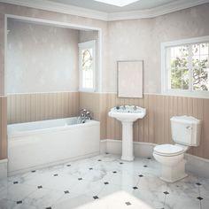 Legend Traditional Bathroom Suite