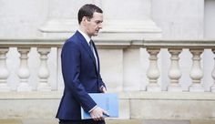 George Osborne Makes U-Turn On UK Benefit Cuts