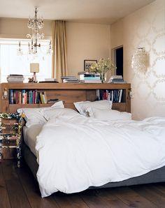 10 bibliotheques qui peuvent jouer le role de tete de lit