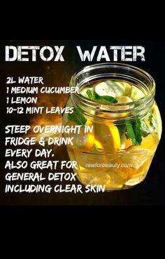 Easy Detox Drink