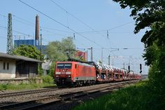 Trains and locomotive database and news portal about modern electric locomotives, made in Europe. Db Ag, Electric Locomotive, Trains, Transportation, Europe, Car, Automobile, Autos, Train