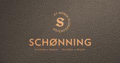 SCHØNNING - Norwegian Watch Design by Daniel Brox Nordmo, via Behance