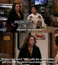Hipsters, Hitler, Karaoke