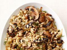 Mushroom Barley Recipe : Food Network Kitchen : Food Network - FoodNetwork.com