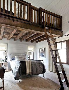 FleaingFrance.....with a loft