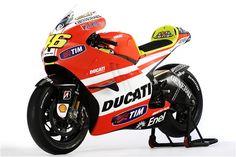 Rossi's Ducati, a must have!