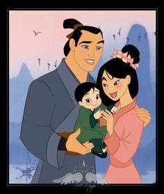 Mulan Princesas Disney | Uso de cookies
