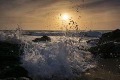 splash - un incontro tra uomo e onda