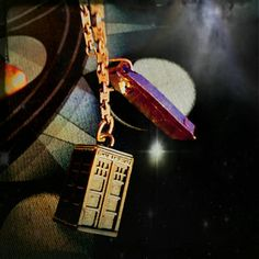 TARDIS CRYSTAL PENDULUM Ancient Timelord 5D by TRILODEON on Etsy