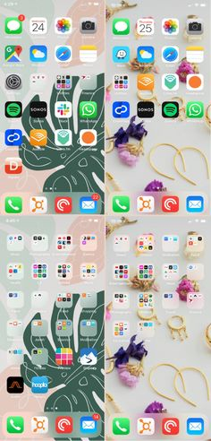 """Phone Organization Discover How Were Spring Cleaning Our Phones (And The Tips We Use for Organizing Apps) Plus """"before"""" and """"after"""" shots of our home screens. Music Games, Whatsapp Name, Organize Apps On Iphone, Application Iphone, Iphone App Layout, Camera Photos, Xmax, Phone Background Patterns, Phone Organization"""