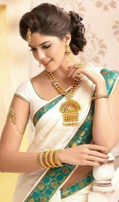 Kerala Sari
