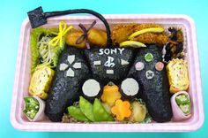 Playstation for lunch