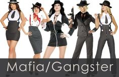 Gangster / Mafia Dressing Theme