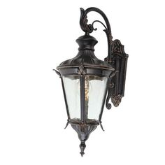Yosemite Home Decor Leonardo 1 Light Wall Lantern & Reviews | Wayfair Supply