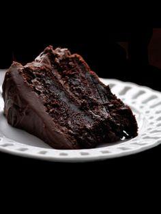 ♔ Gâteau au chocola