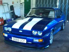 modified ford capri  £2750 Reading, Berkshire | Retro Rides