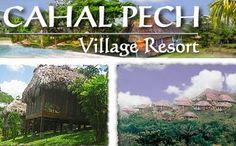 San Ignacio Resort, Cayo District, Belize, Cahal Pech Village
