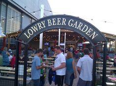 Lowry beer garden. Denver, CO. Photo my Travis Wilson