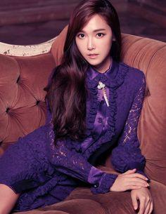 [SCAN] Jessica - L'OFFICIEL magazine