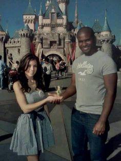 Married. Disneyland. Love