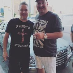My man Glynn Loope knows how to rock a Dojo shirt. @cigarrightsofamerica #bcuzcigars