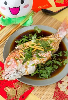 Steamed Red Snapper from Overwatch