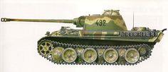 PANZERKAMPFWAGEN V Ausf. G - Panther № 432.                     4.Kompanie…