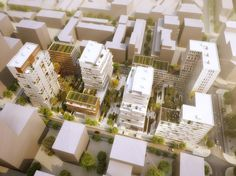 L'ILOT MEDITERRANEE _ Agence Rémy Marciano _ Architecte