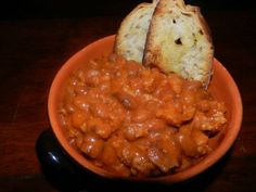 Fagioli alla messicana Bimby - Ricette Bimby Tex Mex, Fett, Chana Masala, Macaroni And Cheese, Buffet, Cooking Recipes, Vegetables, Ethnic Recipes, Pane