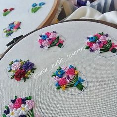 Getting to Know Brazilian Embroidery - Embroidery Patterns Bullion Embroidery, Embroidery Works, Hand Embroidery Stitches, Embroidery Jewelry, Hand Embroidery Designs, Embroidery Techniques, Ribbon Embroidery, Cross Stitch Embroidery, Embroidery Ideas