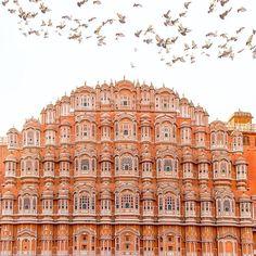 dreamingofgoingthere:  Jaipur India