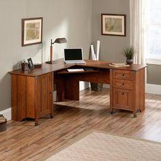 Washington Corner Computer Desk   Nebraska Furniture Mart