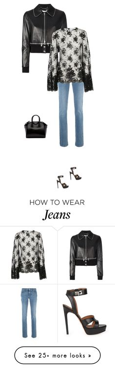 """Unbenannt #9458"" by pretty-girl-in-fashion on Polyvore featuring Givenchy"