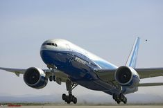 """The Boeing 777 is a long range, twin aisle, twin-engine jet manufactured by Boeing. Often referred to as the """"Triple Seven"""", it was the world's first commercial aircraft entirely Boeing 777 200lr, Boeing Aircraft, Planes For Sale, Airplane For Sale, Aviation Forum, Aviation News, Jet Airlines, Aircraft Sales, Luxury Jets"""
