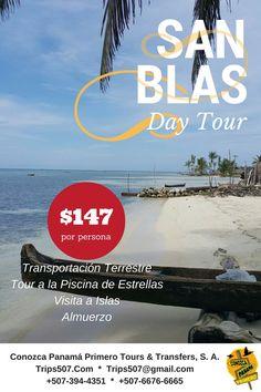 Disfruta #SanBlas con todo!! Transportacion Terrestre ida y vuelta Transportación Acuática Completa Desayuno y almuerzo Tradicional  Giras a Isla Perro, Isla Fragata y La Piscina de Estrellas No te lo pierdas!  #beach #TripsEnPanama #Panama #ToursPanama #toursinpanama #Toursenpanama #Caribe #Carti #Snorkeling #Playas #SanBlas #GunaYala #KunaYala
