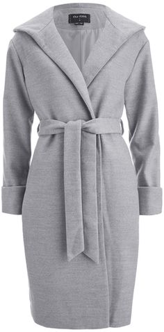 The Fifth Label Women's Night Call Coat Grey Marle