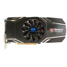 SAPPHIRE AMD Radeon HD 6870 1GB GDDR5 PCIE Graphics Card-running two of these in crossfire.
