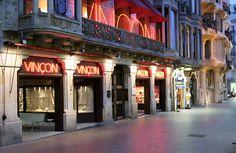 Part Crate&Barrel, part Cooper Hewitt, Vinçon deserves a couple of hours when in Barcelona.