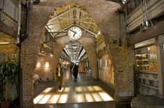 Located in the old Nabisco factory, Chelsea Market is an enclosed arcade of specialty shops and eateries. While seating is limited and crowds are thick, the variety of unbelievably delicious dining options